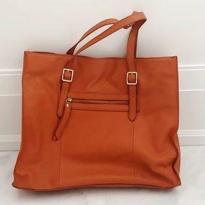 Handbags - Saks Fifth Avenue leather purse